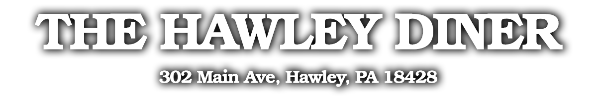 The Hawley Diner Logo